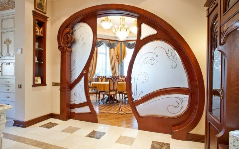 Межкомнатная дверь или арка что выбрать - GiantMass